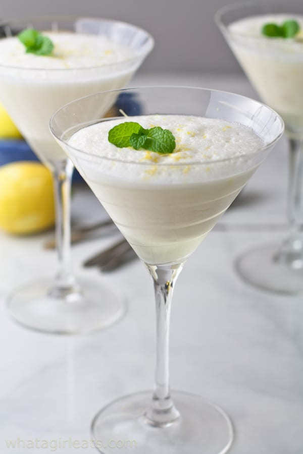 Hamilton cookbook lemon syllabub