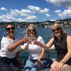 Lake Lugano Prosecco