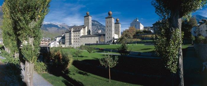Stockalper castle, brig Christof Sonderegger