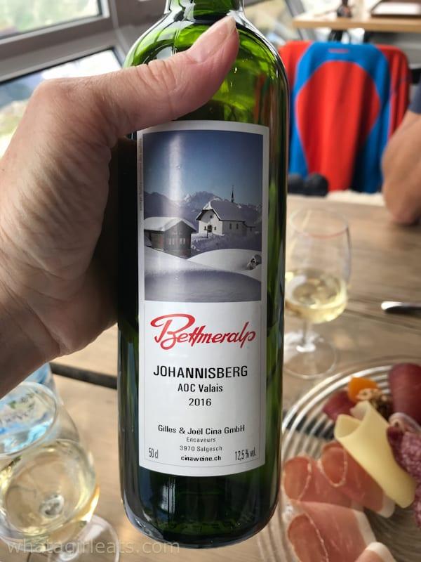 Bettmerlap wine
