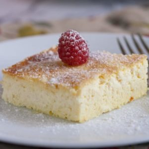 Blintz souffle vertical