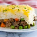 Classic Shepherd's Pie {Cottage Pie}