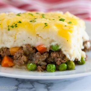 Cottage Pie or Shepherd's Pie
