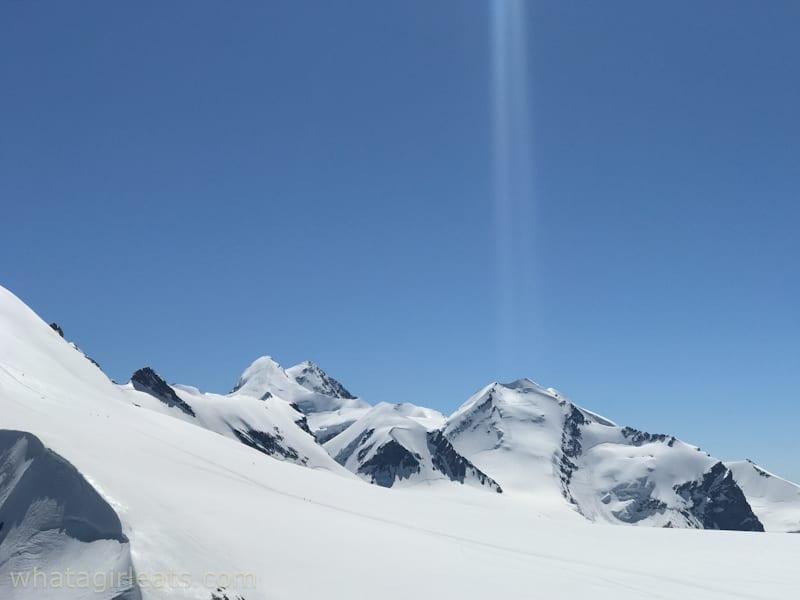 Zermatt Glacier