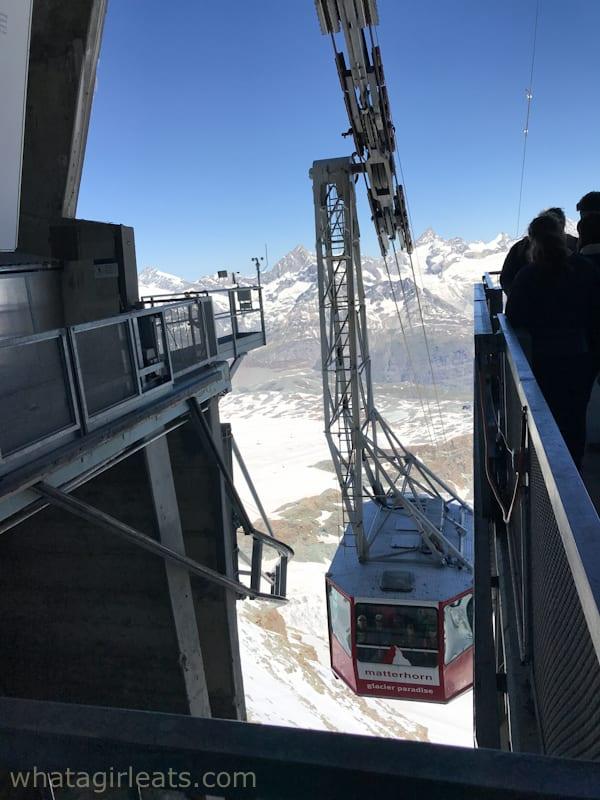 Glacier Paradis