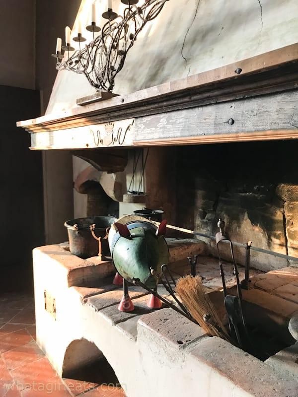 lobby of Antica Corte Pallavicina: A Relais In Northern Italy