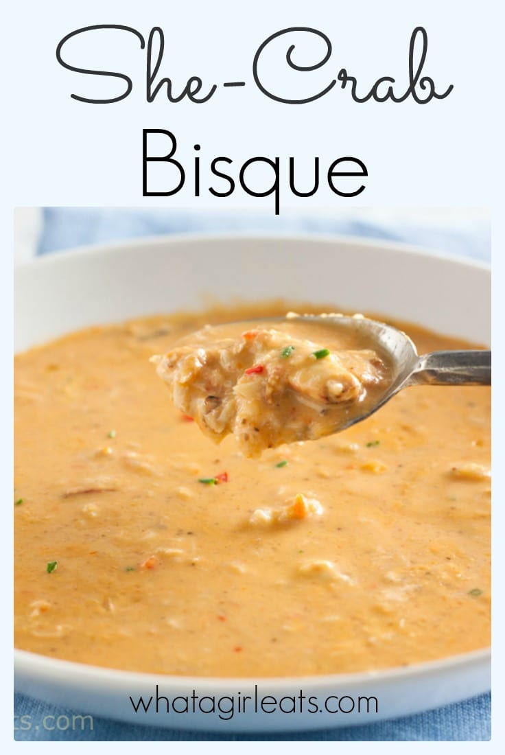She crab Soup (Bisque) is a delicious and easy soup. This rich soup is also low carb and keto friendly.