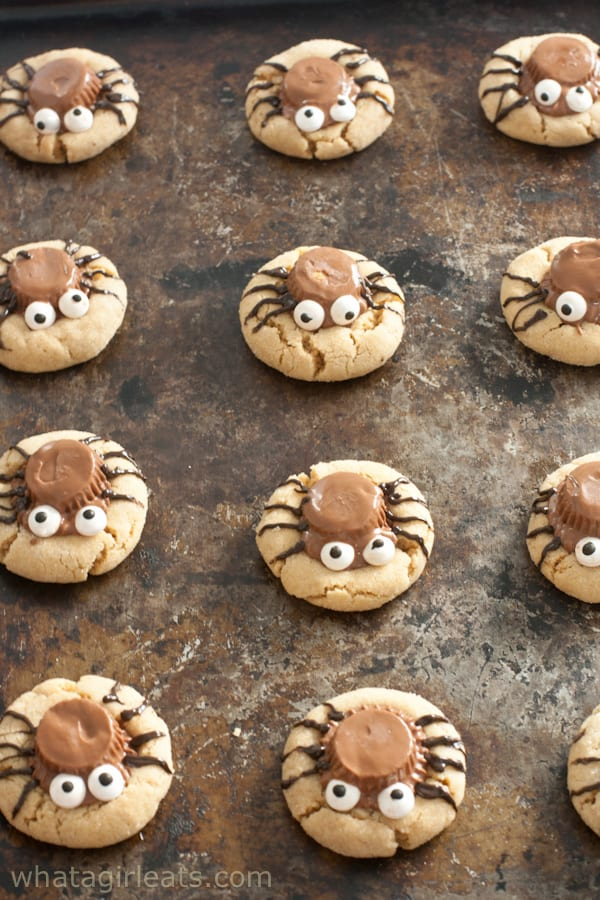 top shot peanut butter cookies