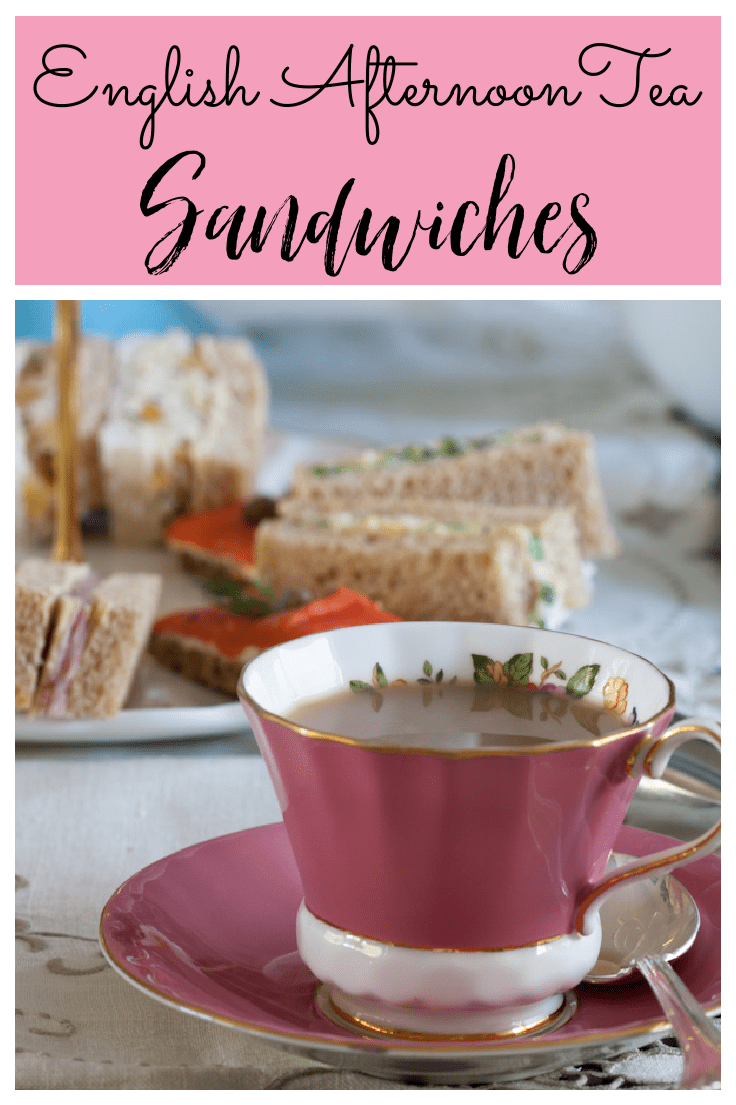 Delicious fillings, tips and recipes for perfect tea sandwiches.