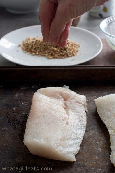 seasoning cod