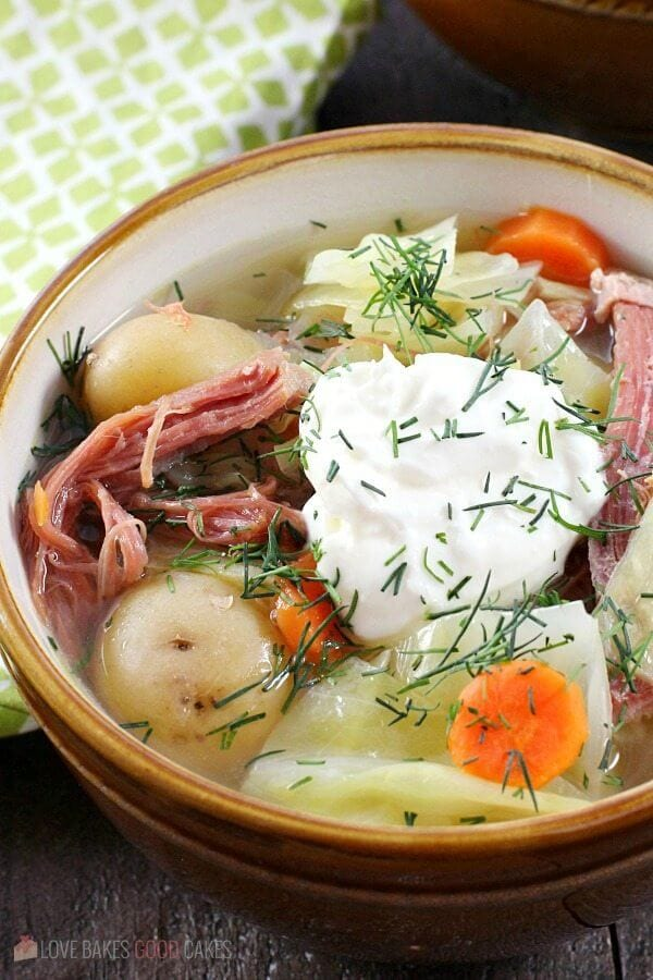 corned beef soup