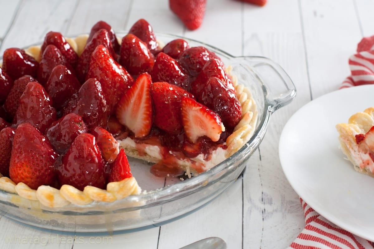 inside of pie