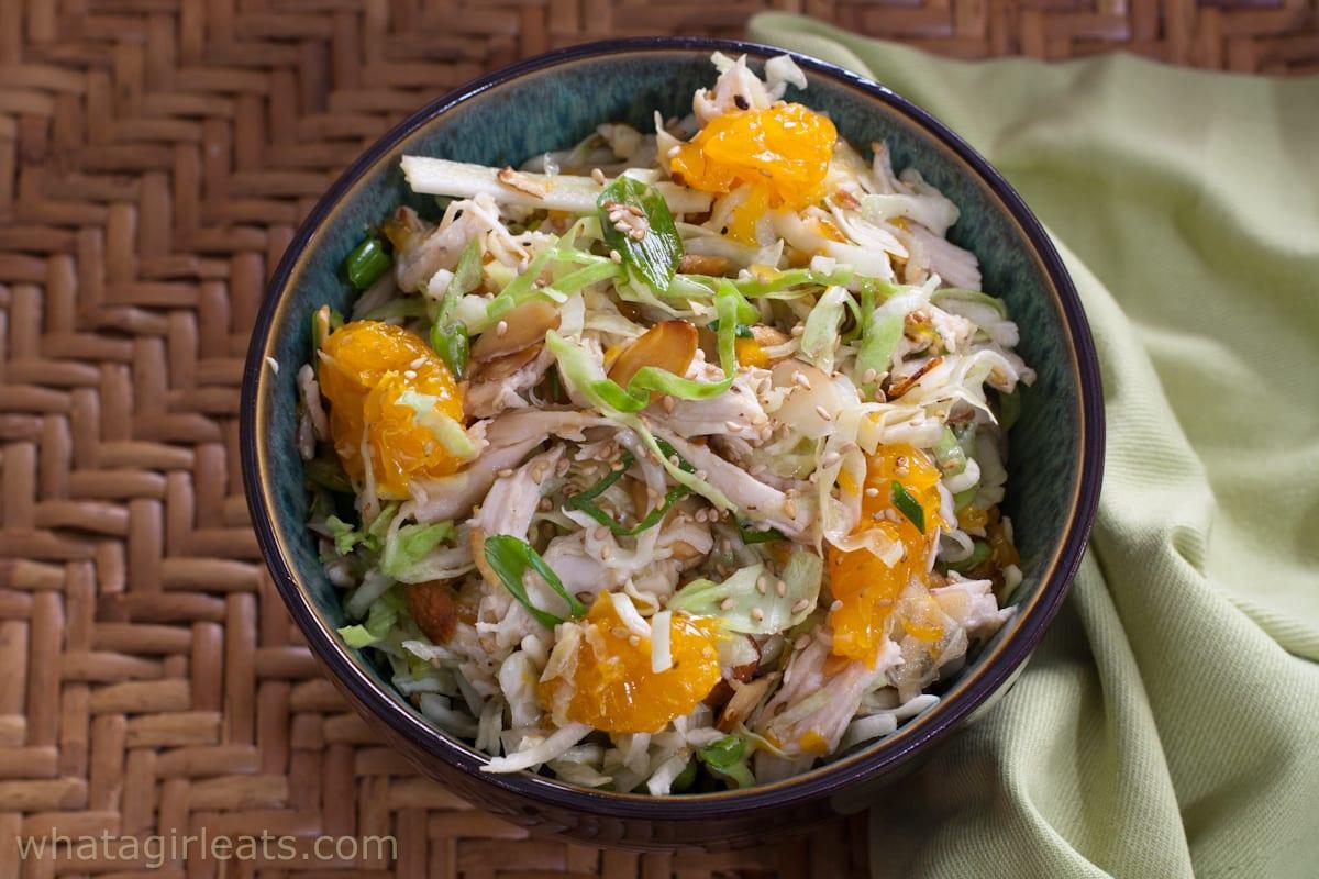 top shot chicken salad